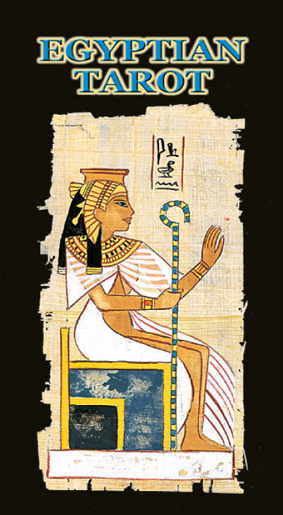 - Egyiptomi tarot