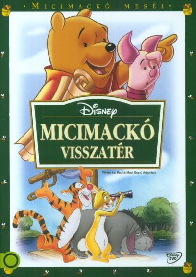 Karl Geurs - Micimackó visszatér - DVD