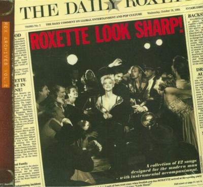 Roxette - Look Sharp! (2009 version) - CD