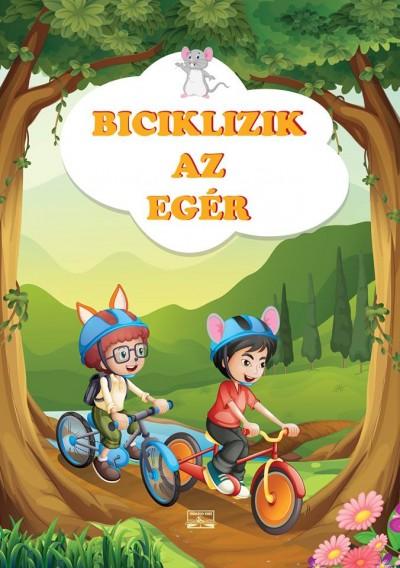 - Biciklizik az egér