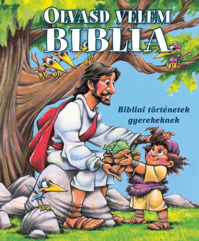 Doris Rikkers - Jean E. Syswerda - Olvasd velem Biblia (kék)