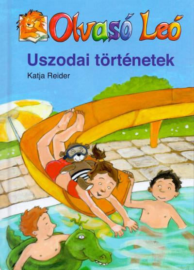 Katja Reider - Uszodai történetek