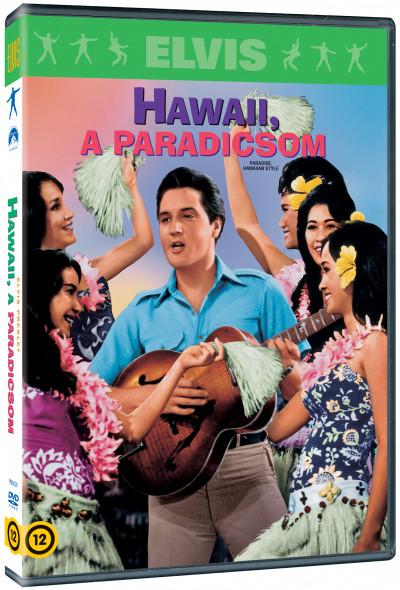 Michael D. Moore - Elvis Presley: Hawaii, a paradicsom - DVD