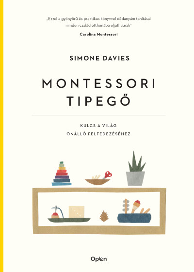Simone Davies - Montessori tipegő