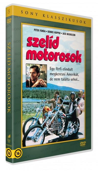 Dennis Hopper - Szelíd motorosok - DVD