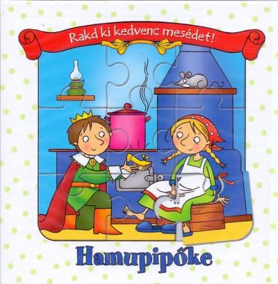 Anna Podgórska - Hamupipőke
