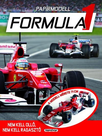 - Papírmodell - Formula 1