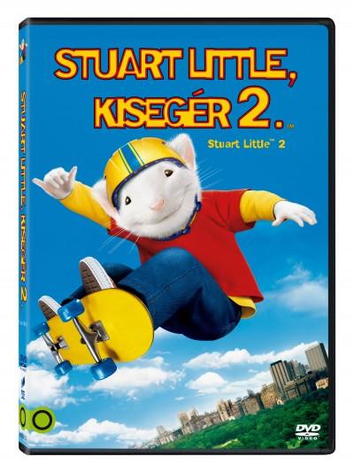 Rob Minkoff - Stuart Little, kisegér 2. - DVD