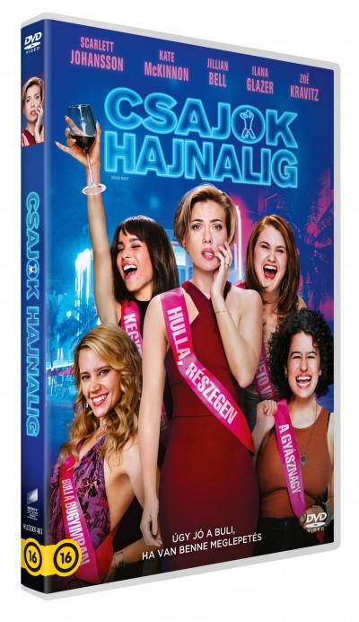 Lucia Aniello - Csajok hajnalig - DVD