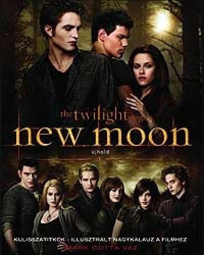 Mark Cotta Vaz - New Moon: Kulisszatitkok