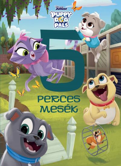 - Disney Junior - Kutyapajtik - 5 perces mesék