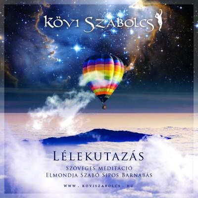 Kövi Szabolcs - Lélekutazás - CD
