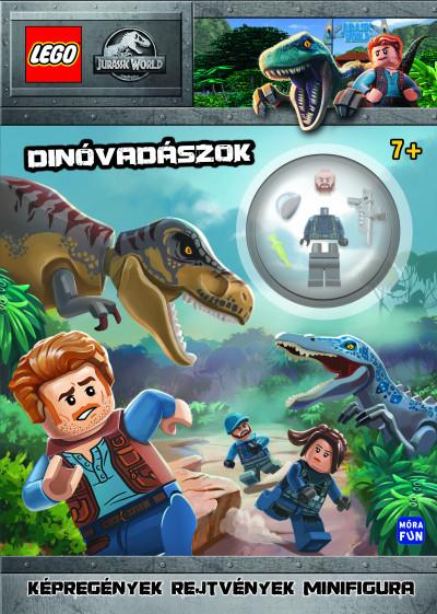 - Lego Jurassic World - Dínóvadászok