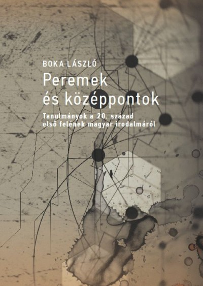 Boka László - Peremek és középpontok