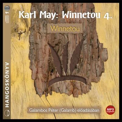 Karl May - Galambos Péter  (Galamb) - Winnetou 4. - Hangoskönyv - MP3