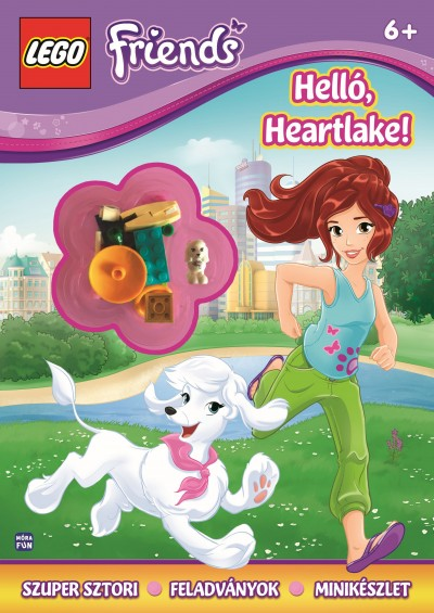- Lego Friends - Helló, Heartlake!