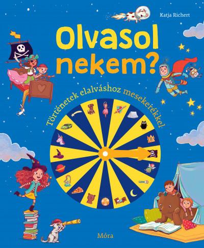 Katja Richert - Olvasol nekem?