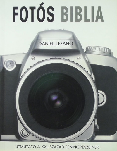 Daniel Lezano - Fotós biblia