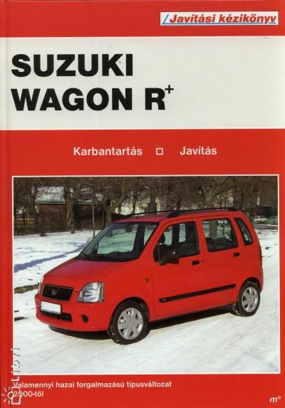 Dr. Kováts Miklós  (Szerk.) - Suzuki Wagon R+