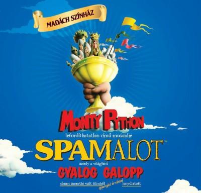 Szirtes Tamás - Spamalot - CD