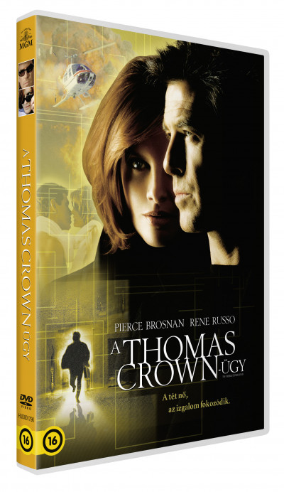 John Mctiernan - A Thomas Crown-ügy - DVD