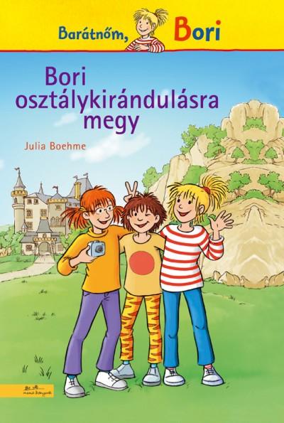 Julia Boehme - Bori osztálykirándulásra megy