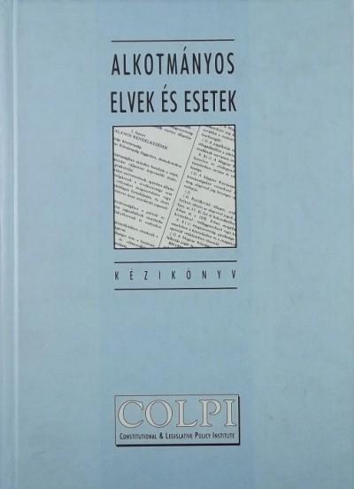 - Alkotmányos elvek és esetek