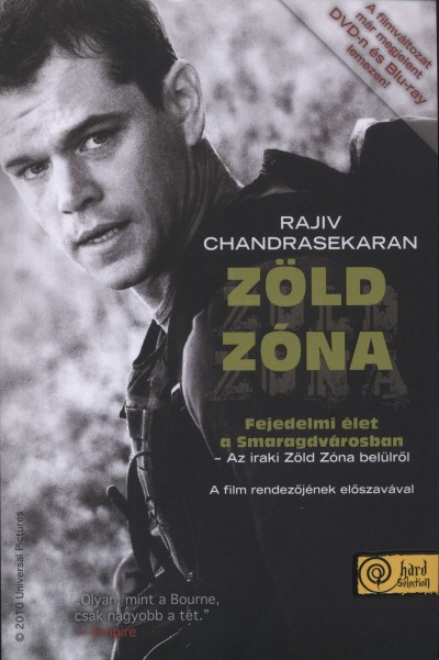 Rajiv Chandrasekaran - Zöld zóna