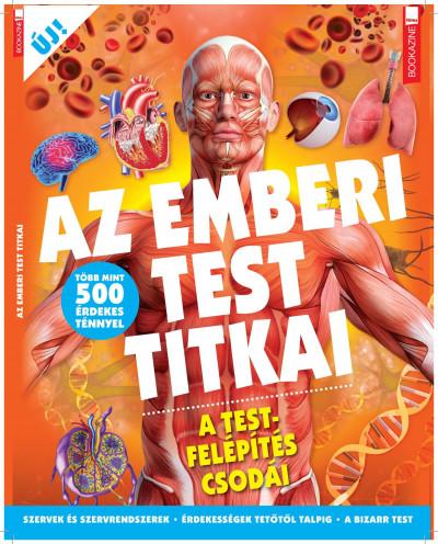 - Füles Bookazine - Az emberi test titkai