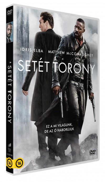 Nikolaj Arcel - A setét torony - DVD
