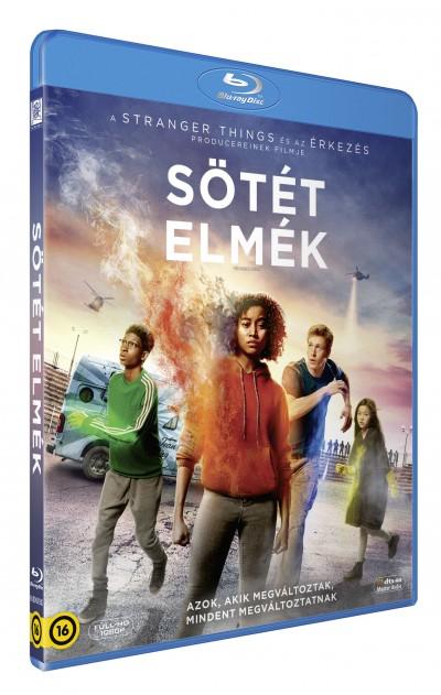 Jennifer Yuh - Sötét elmék - Blu-ray
