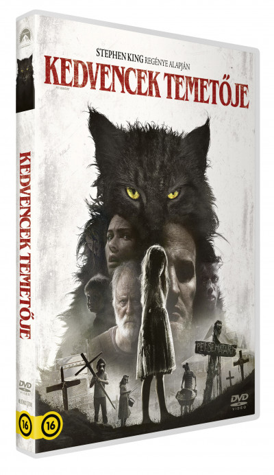 Kevin Kolsch - Dennis Widmyer - Kedvencek temetője (2019) - DVD