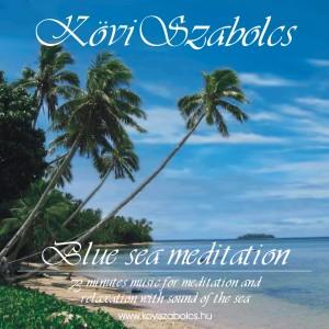 K�vi Szabolcs - K�k tenger medit�ci� - CD