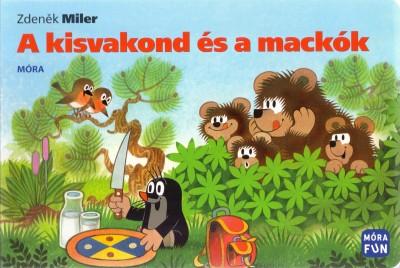 Zdenek Miler - A kisvakond és a mackók