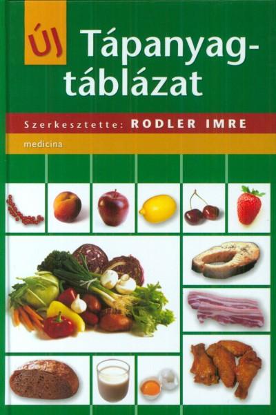 Dr. Rodler Imre  (Szerk.) - Új tápanyagtáblázat