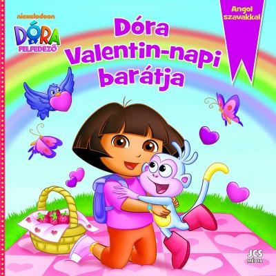 - Dóra, a felfedező - Dóra Valentin-napi barátja