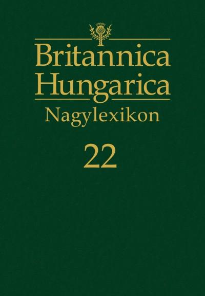 Nádori Attila  (Szerk.) - Britannica Hungarica Nagylexikon 22.