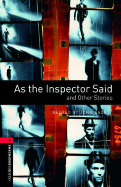 John Escott - As the Inspector Said