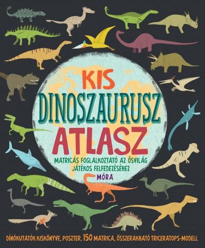 John Malam - Kis dinoszaurusz atlasz