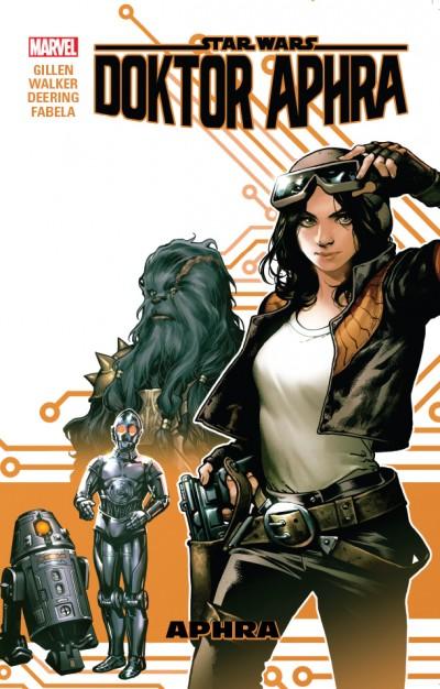 Kieron Gillen - Star Wars: Doktor Aphra: Aphra