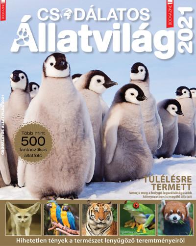 Iván Katalin  (Szerk.) - Füles Bookazine: Csodálatos Állatvilág 2021