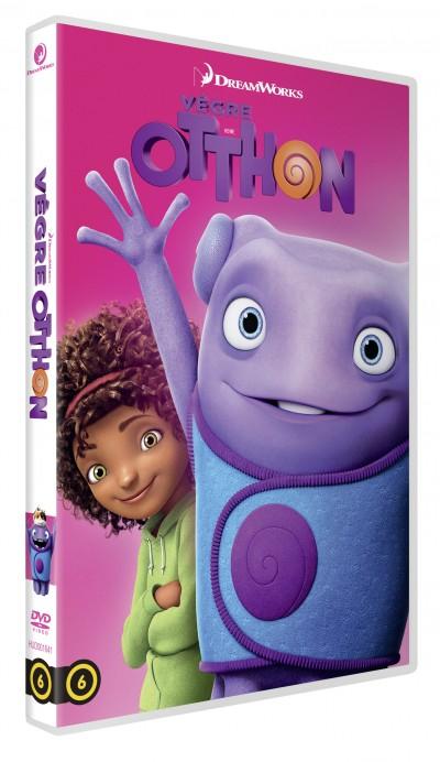 Tim Johnson - Végre otthon! (DreamWorks gyűjtemény) - DVD