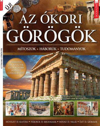 Iván Katalin  (Szerk.) - Füles Bookazine: Az ókori görögök