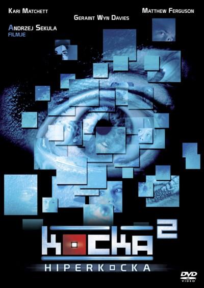 - Kocka 2 - Hiperkocka - DVD