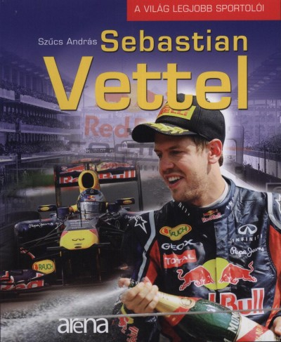 Szűcs András - Sebastian Vettel
