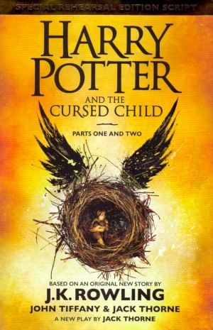 J. K. Rowling - Jack Thorne - Joh... - Harry Potter and the Cursed Child