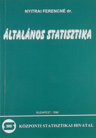Nyitrai Ferencné - Általános statisztika