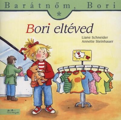 Liane Schneider - Bori eltéved