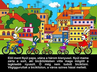 Bartos Erika - Biciklitúra a Pipitér-szigetre - Diafilm