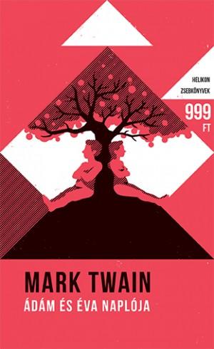 Mark Twain - �d�m �s �va napl�ja